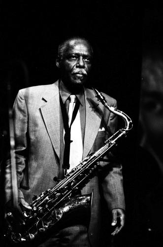 "David ""Fathead"" Newman at the Jazz Showcase; Chicago 2003"