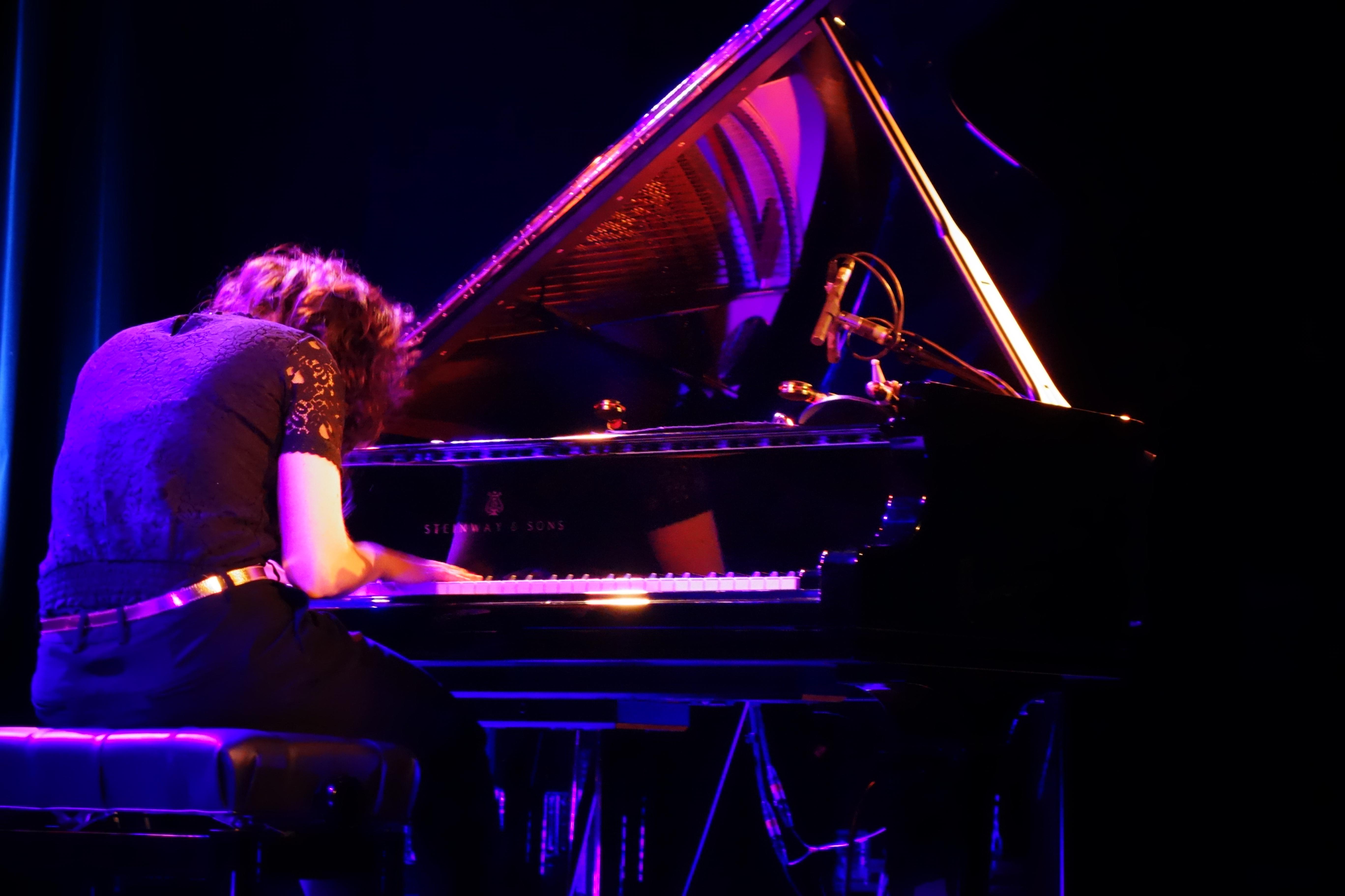Eve Risser - Jazzdor Strasbourg 2017
