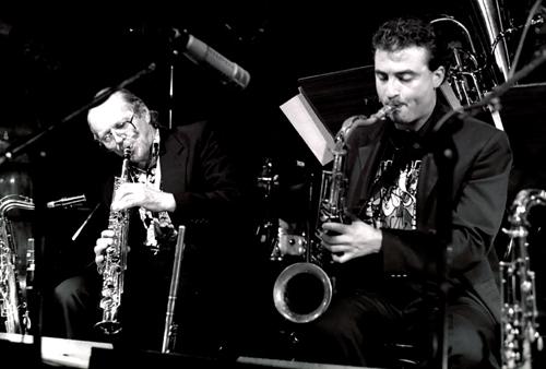 John Dankworth : Tim Garland 0761332 Images of Jazz