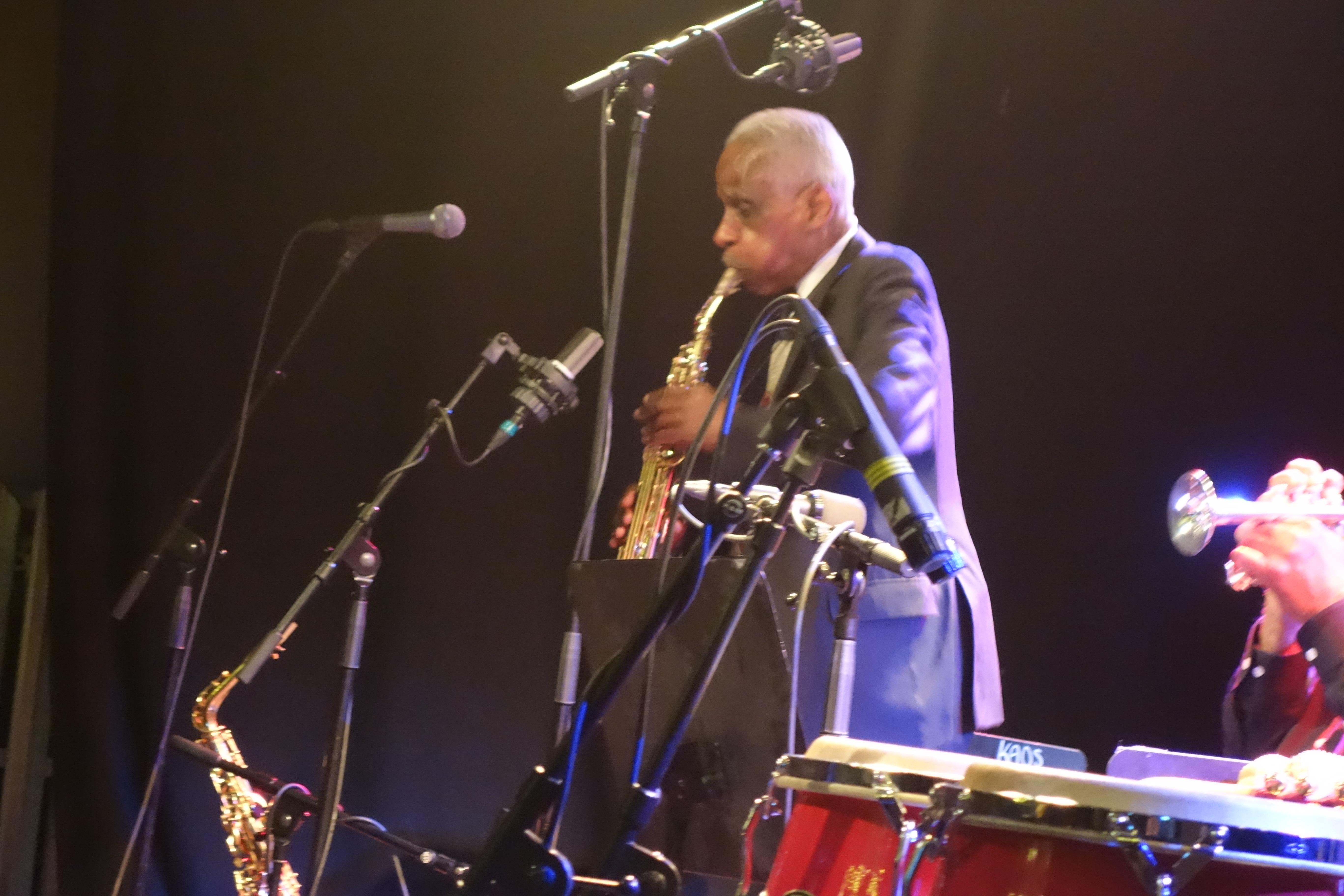 Roscoe Mitchell - Kongsberg Jazz Festival 2017
