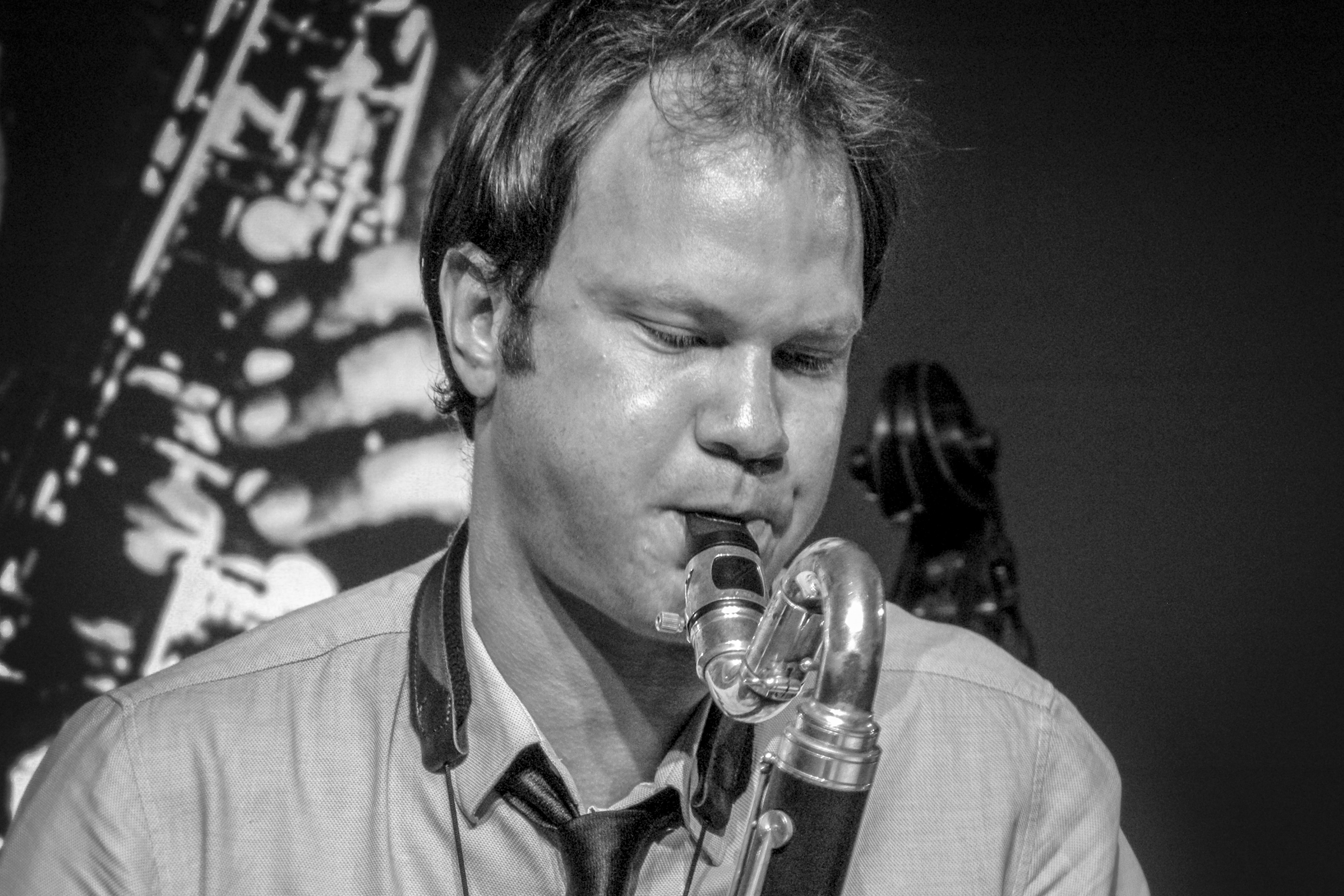 Joris Roelofs @ Tribute To Eric Dolphy