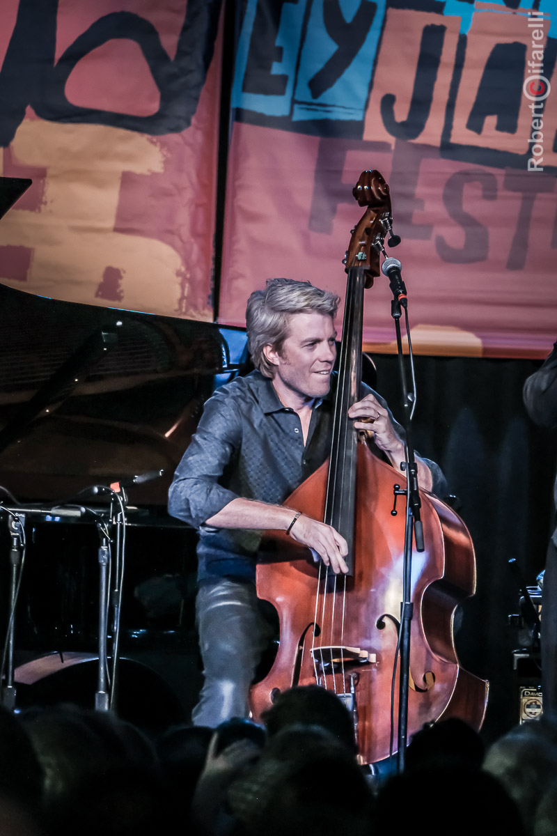 Kyle Eastwood - 60th Monterey Jazz Festival, 2017