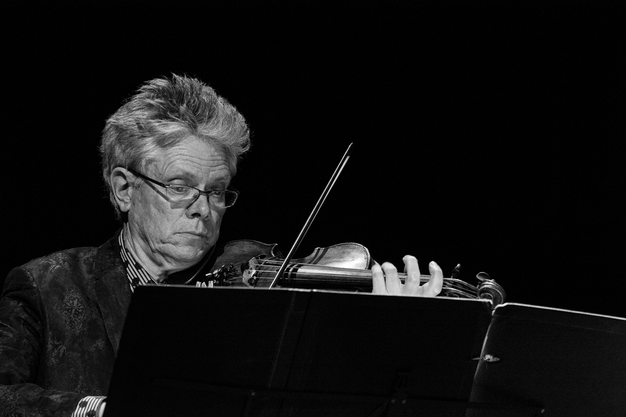David Harrington, Kronos Quartet