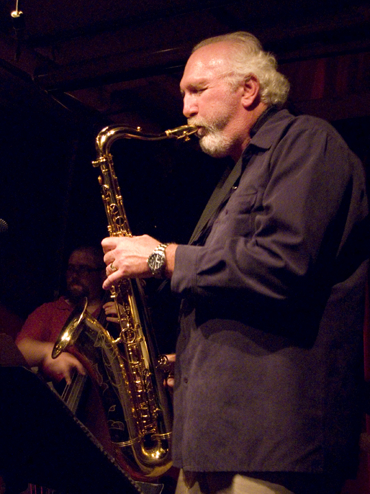 Joe Giardullo and Reuben Radding (with Language of Swans) - Cornelia St. Cafe 2008