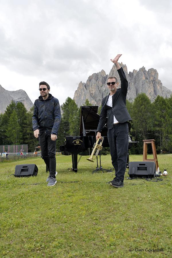 """Fabrizio Bosso & Oliver Mazzariello """"Tandem"""""""