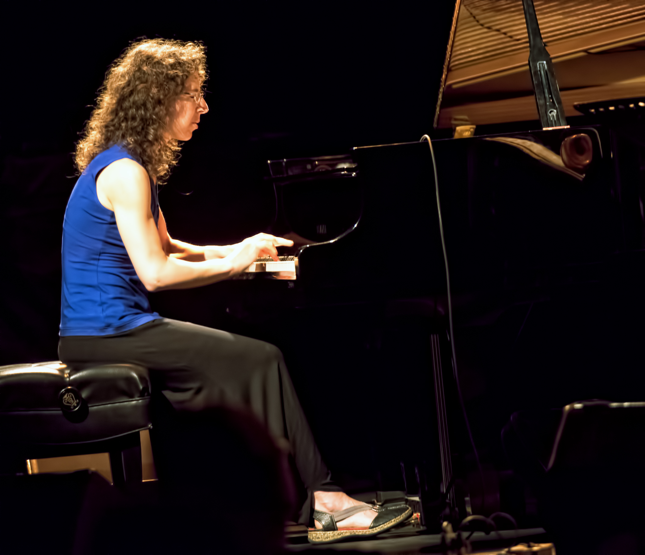 Marianne Trudel At The Montreal International Jazz Festival 2015