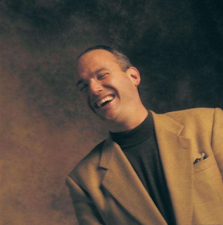 Ken Slavin -- San Antonio-Based Jazz Vocalist.