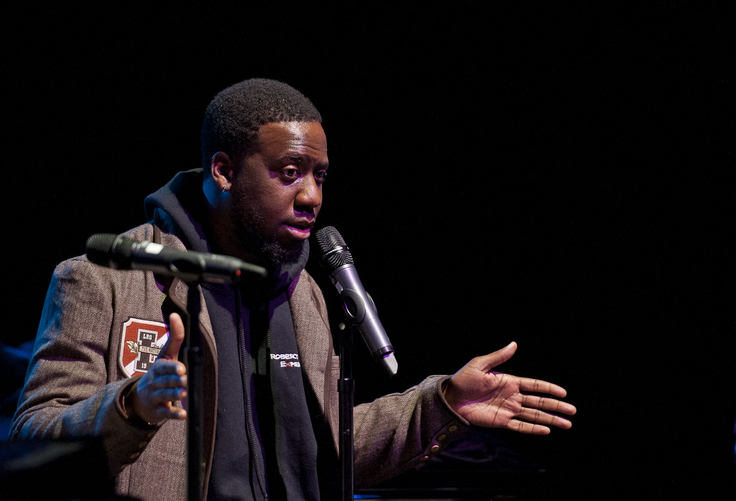 Pre-Concert Interview; Robert Glasper: Songs in the Key of Life, Harlemstage 12/14/12