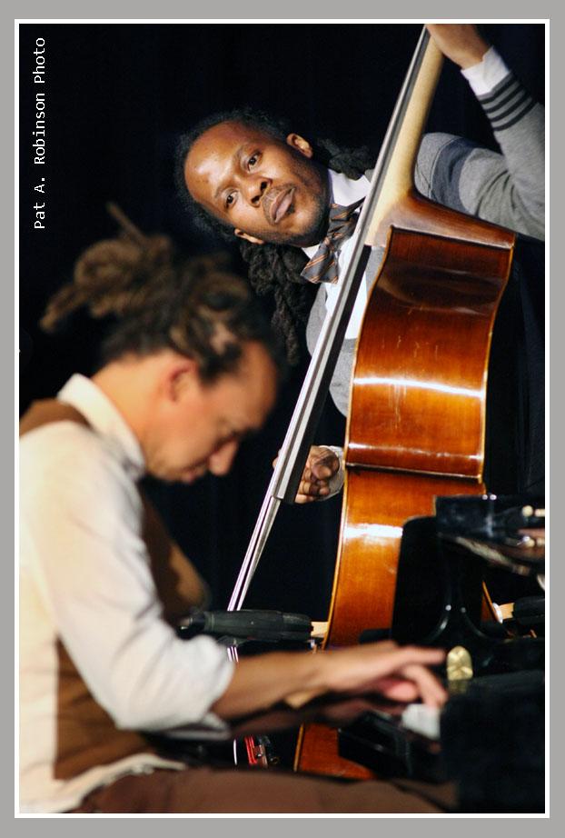 Gerald clayton trio--