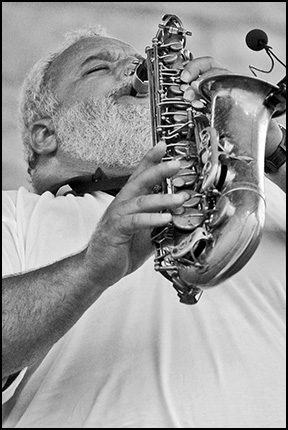 Bobby Militello<br>dave Brubeck Quartet<br>2005 JVC Jazz Festival<br>in Newport R.I.