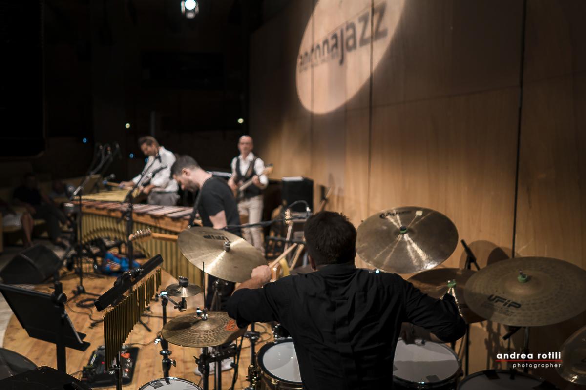 Marco Pacassoni Quintet