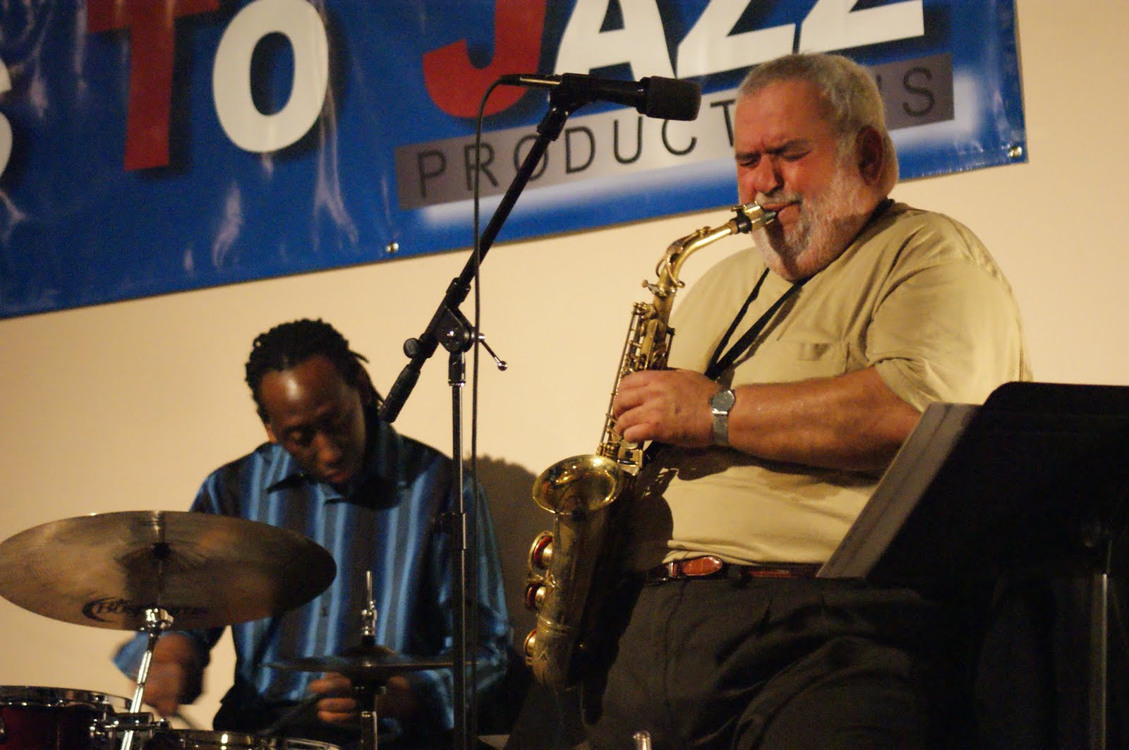 Performance with Bobby Militello