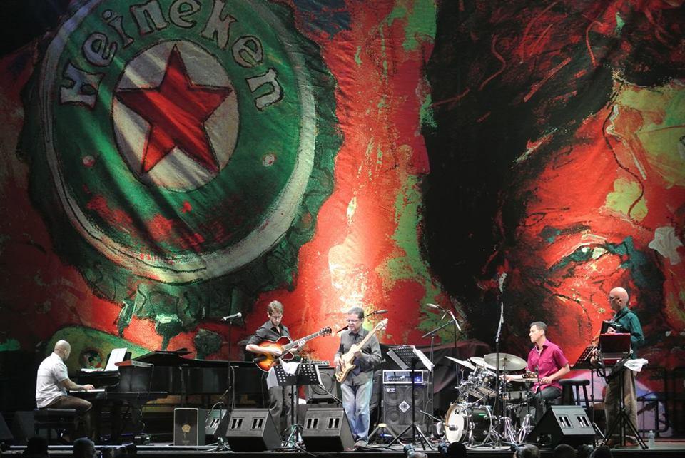 SM Quinteto @ Puerto Rico Heineken Jazz Fest 2014