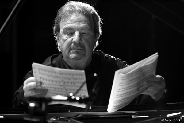 Pablo Ziegler at Neum