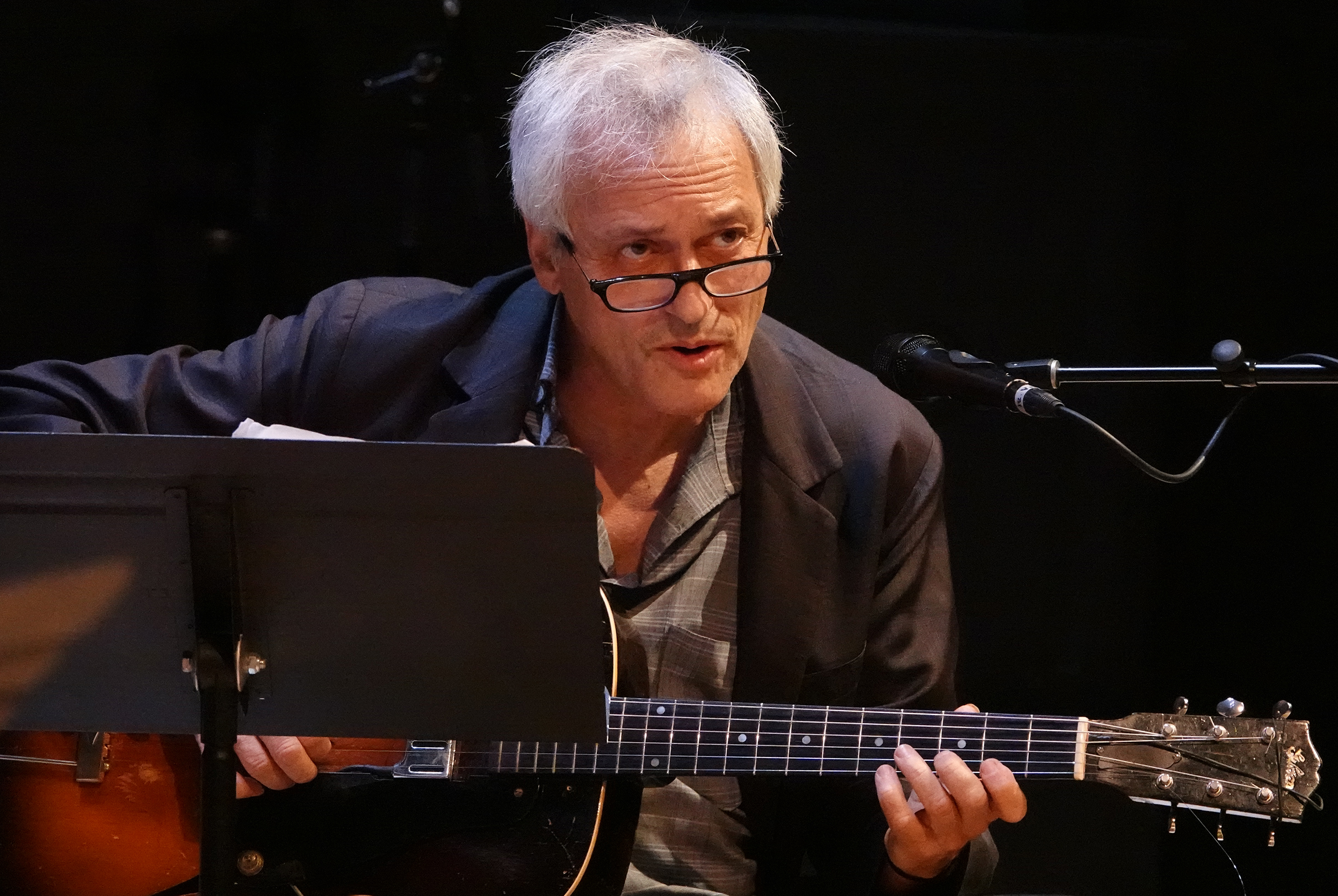 Marc Ribot at 24th Annual Vision Festival