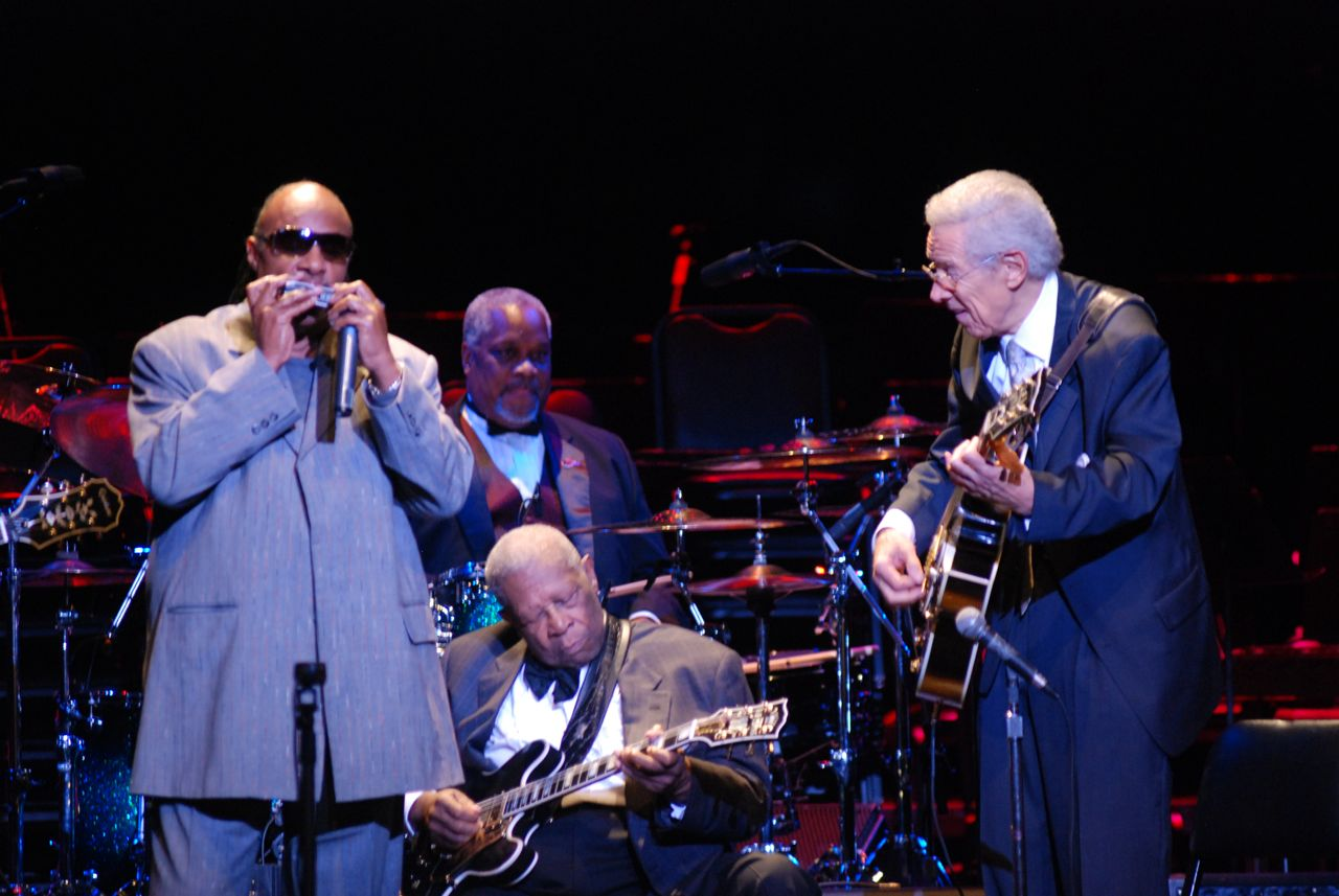 Kenny Burrell's 80th Birthday Bash