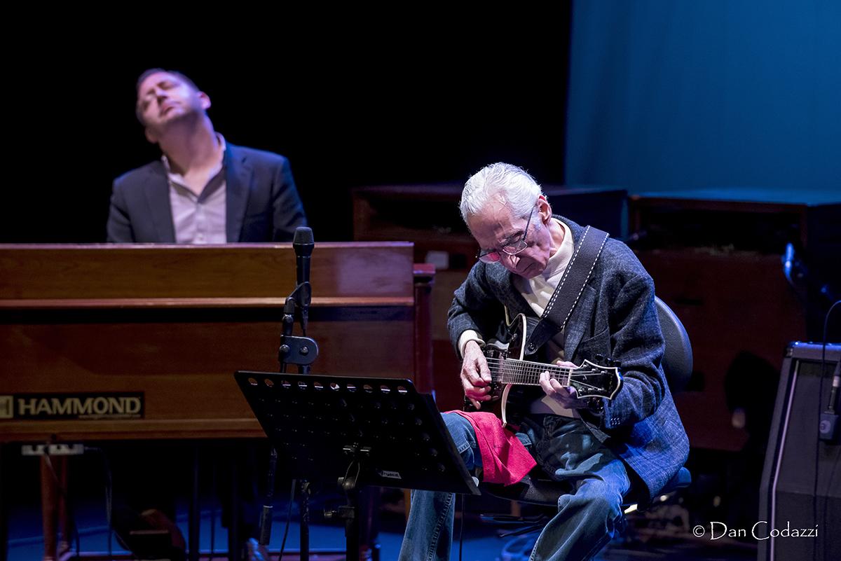 Pat Martino, Pat Bianchi, Padova Jazz Festival 2018Pat