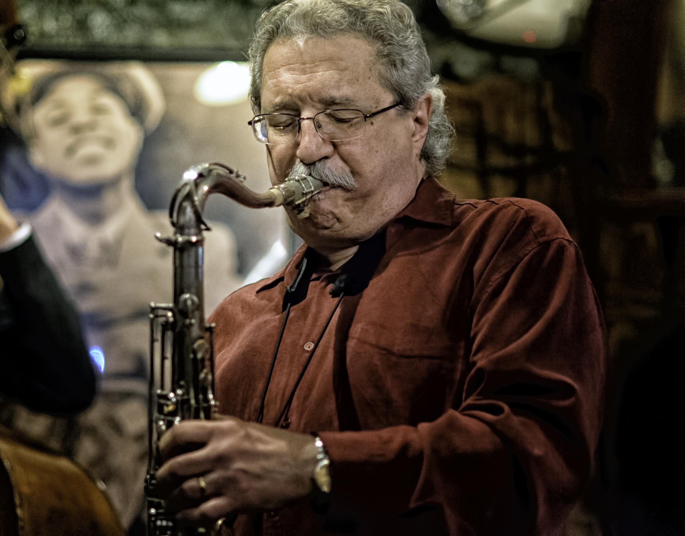Ralph Lalama with Bop Juice at Smalls Jazz Club