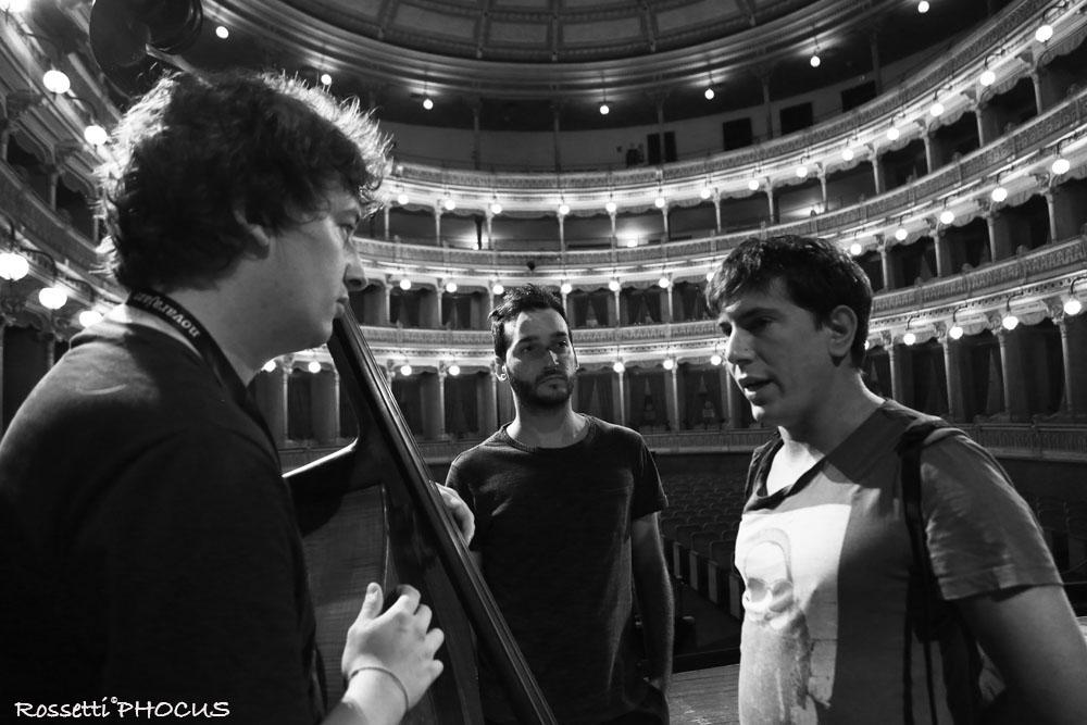 Andrea Grossi Trio