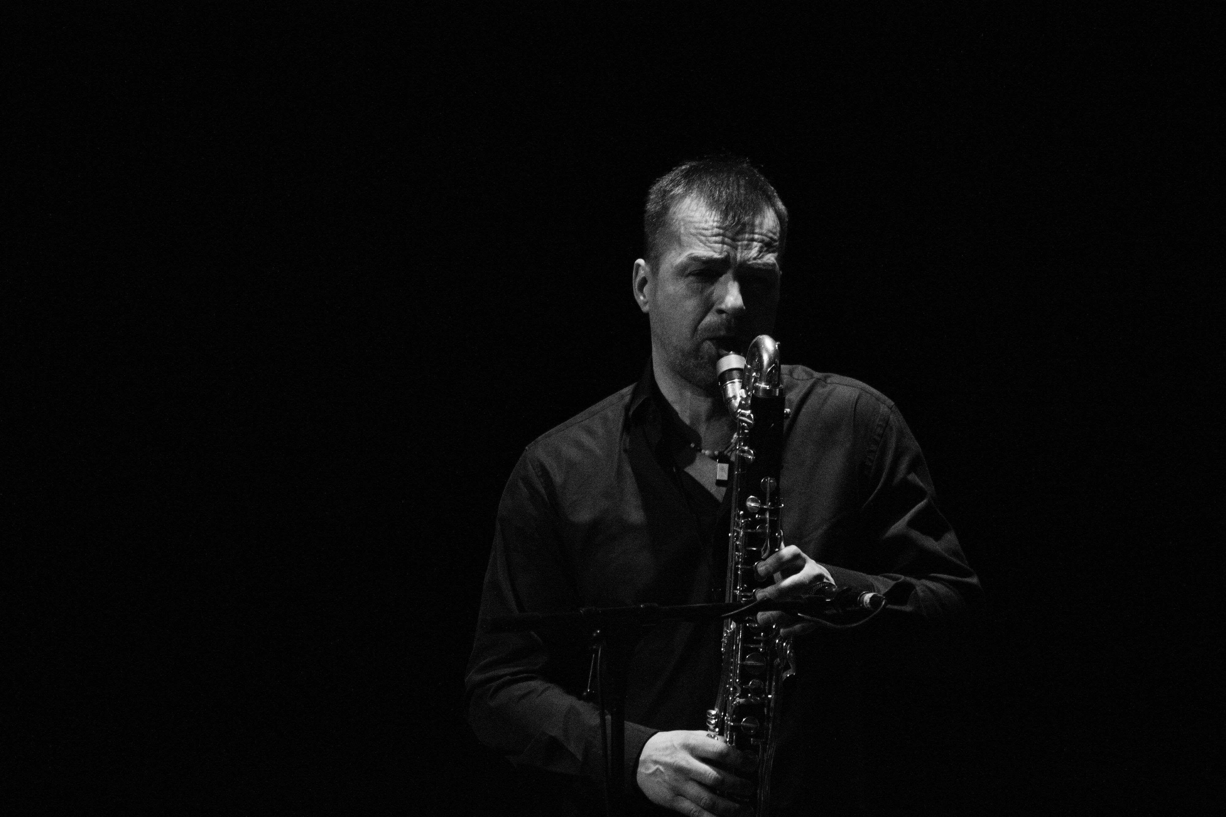 Klaus Gesing at Jazzablanca 2015