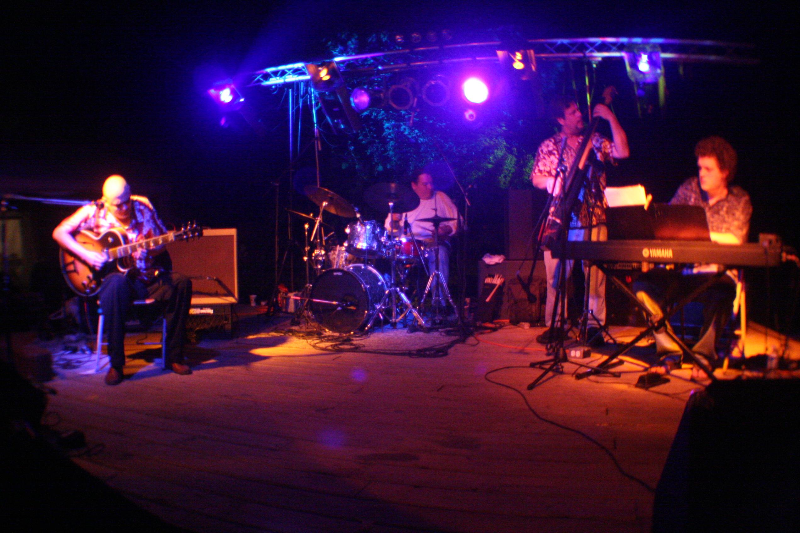 Bob Niederriter Quartet