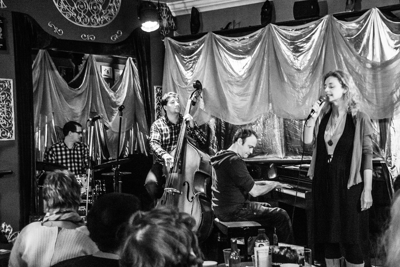 Singers corner, cork jazz festival 2013