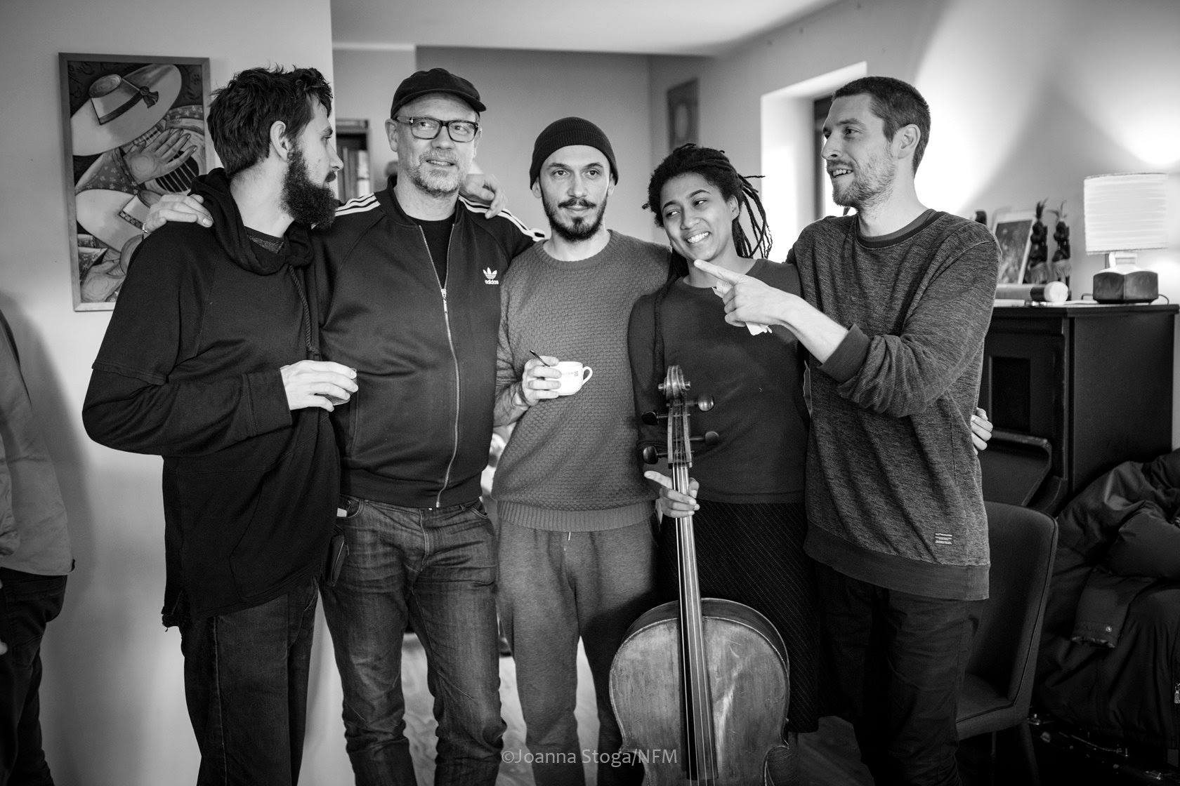 Jazztopad 2017: Concerts In Living Rooms