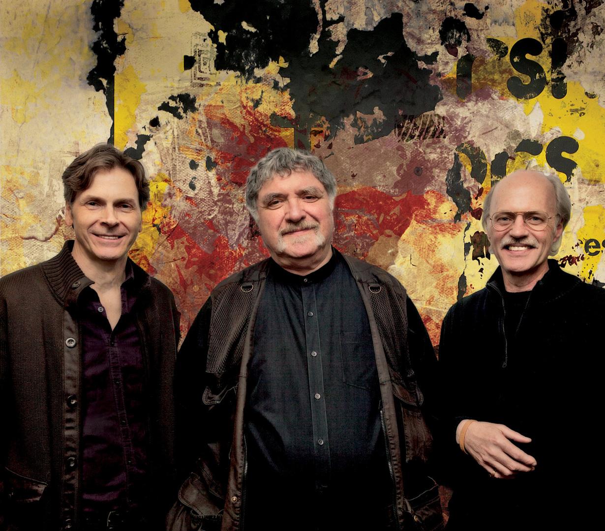 Hal Galper Trio