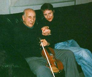Recording with Jazz Great, Johnny Frigo