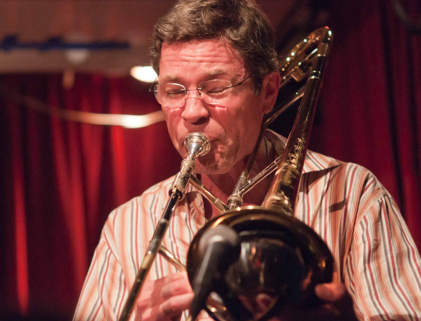 Ray Anderson With The Anderson-ehrlich Quartet