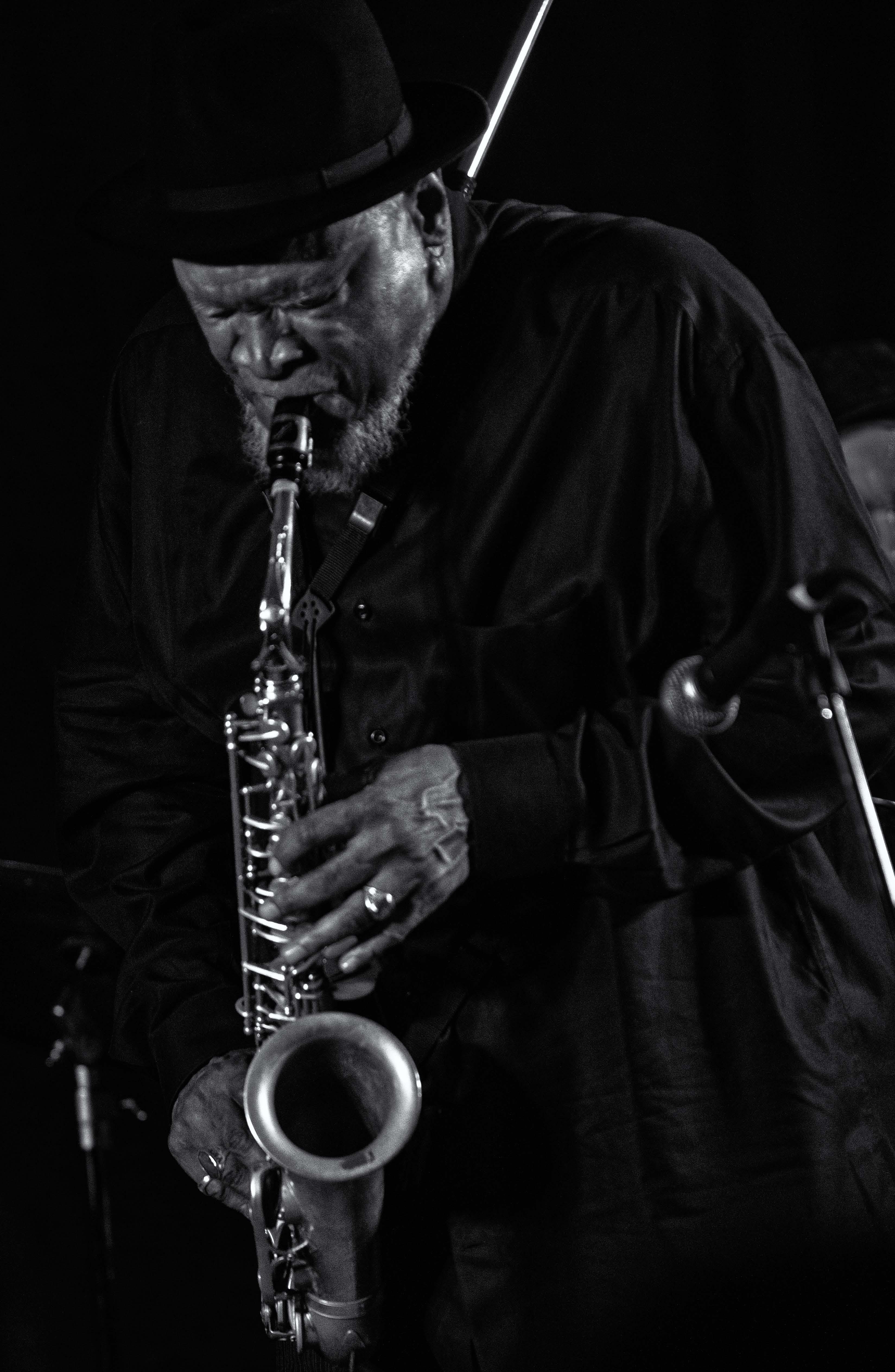 Bobby Watson at the Attucks Jazz Club