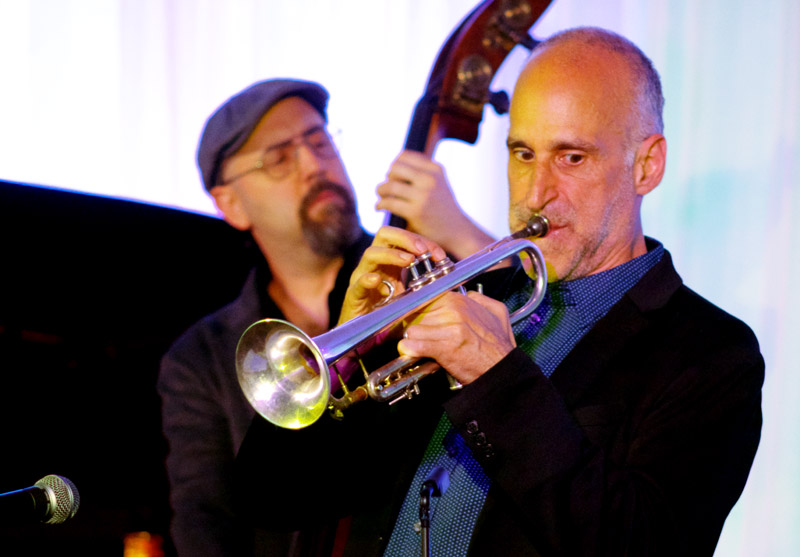 Ralph Alessi and This Against That with Ravi Coltrane