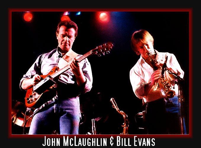 John McLaughlin & Bill Evans