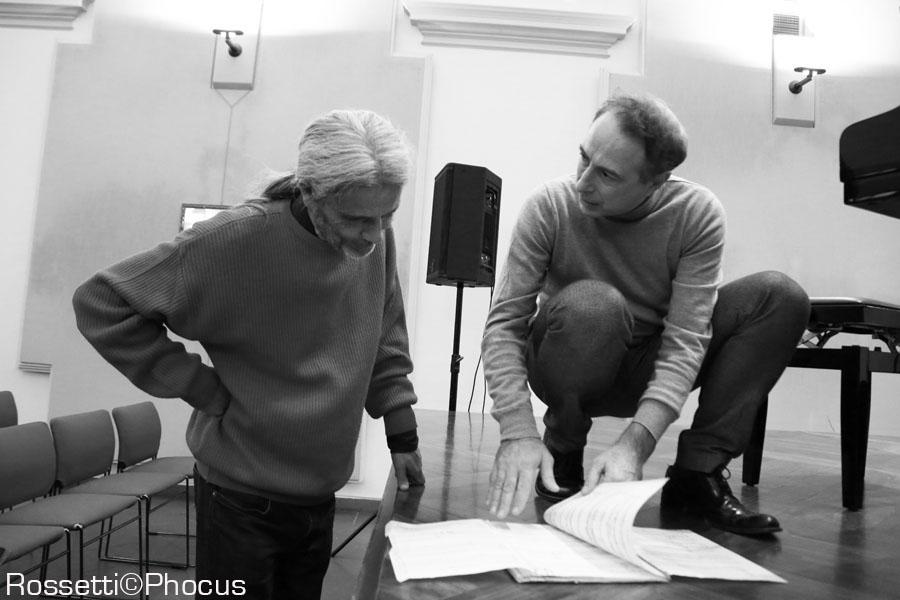Fabrizio Ottaviucci-Riccardo Piacentini
