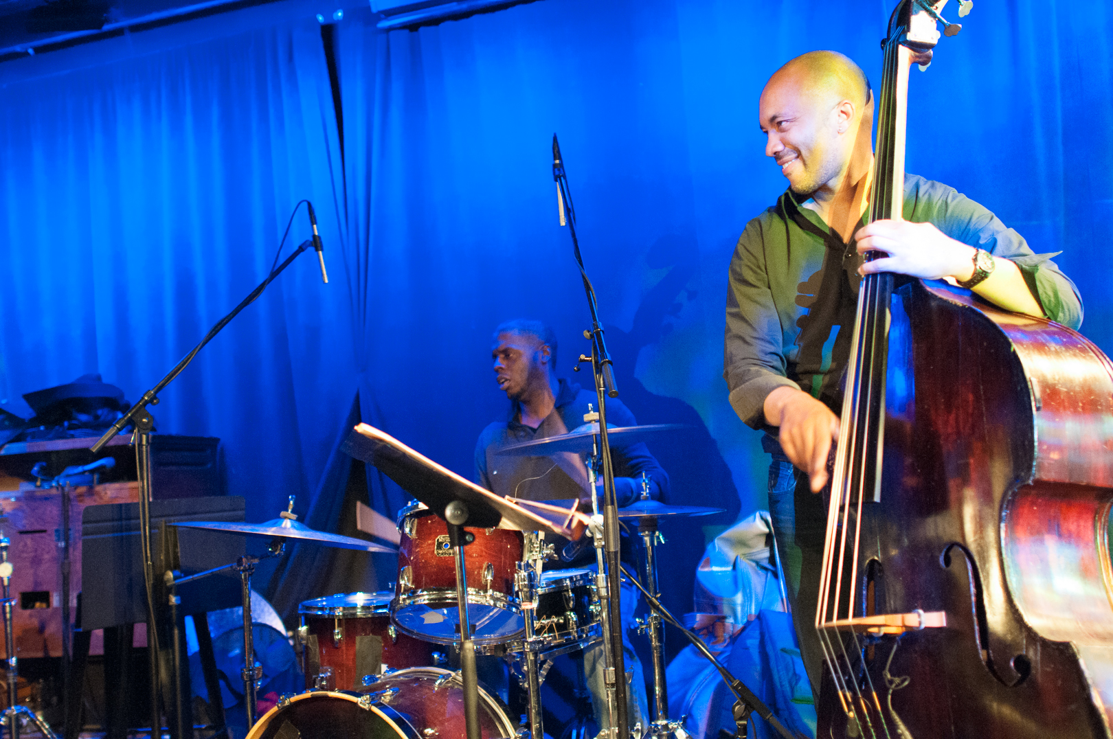 Bugge'n Friends at le Poisson Rouge at Winter Jazzfest 2013