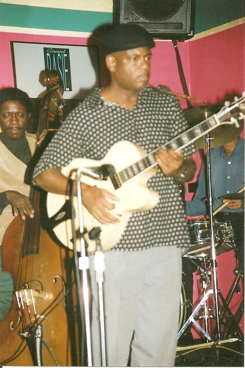 """Eric Watson - Guitarist"""" by Eric Watson - Jazz Photo"""