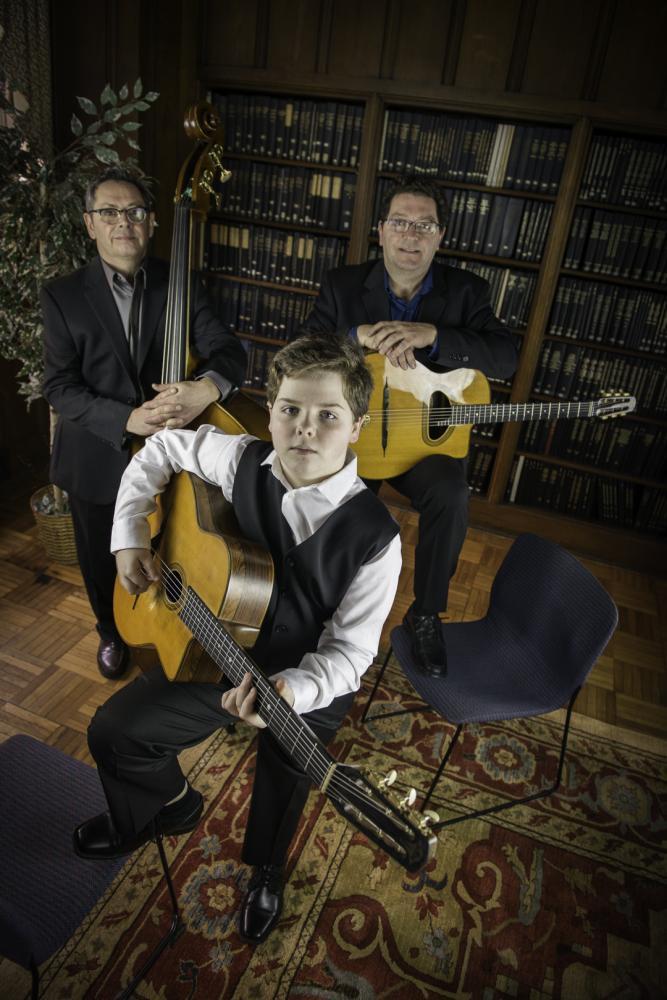 Henry Acker Trio