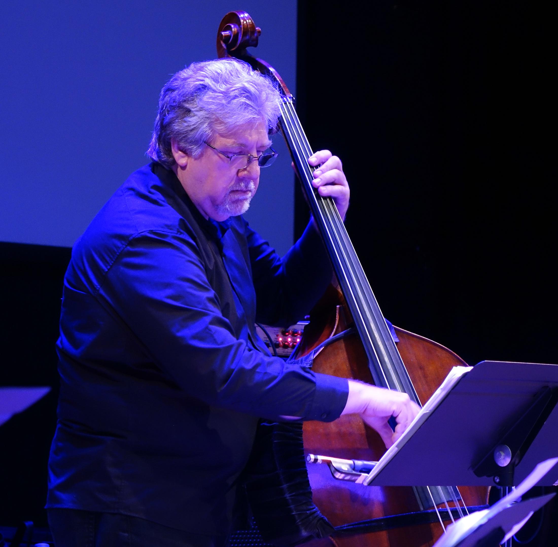 Michael Formanek at Vision 23