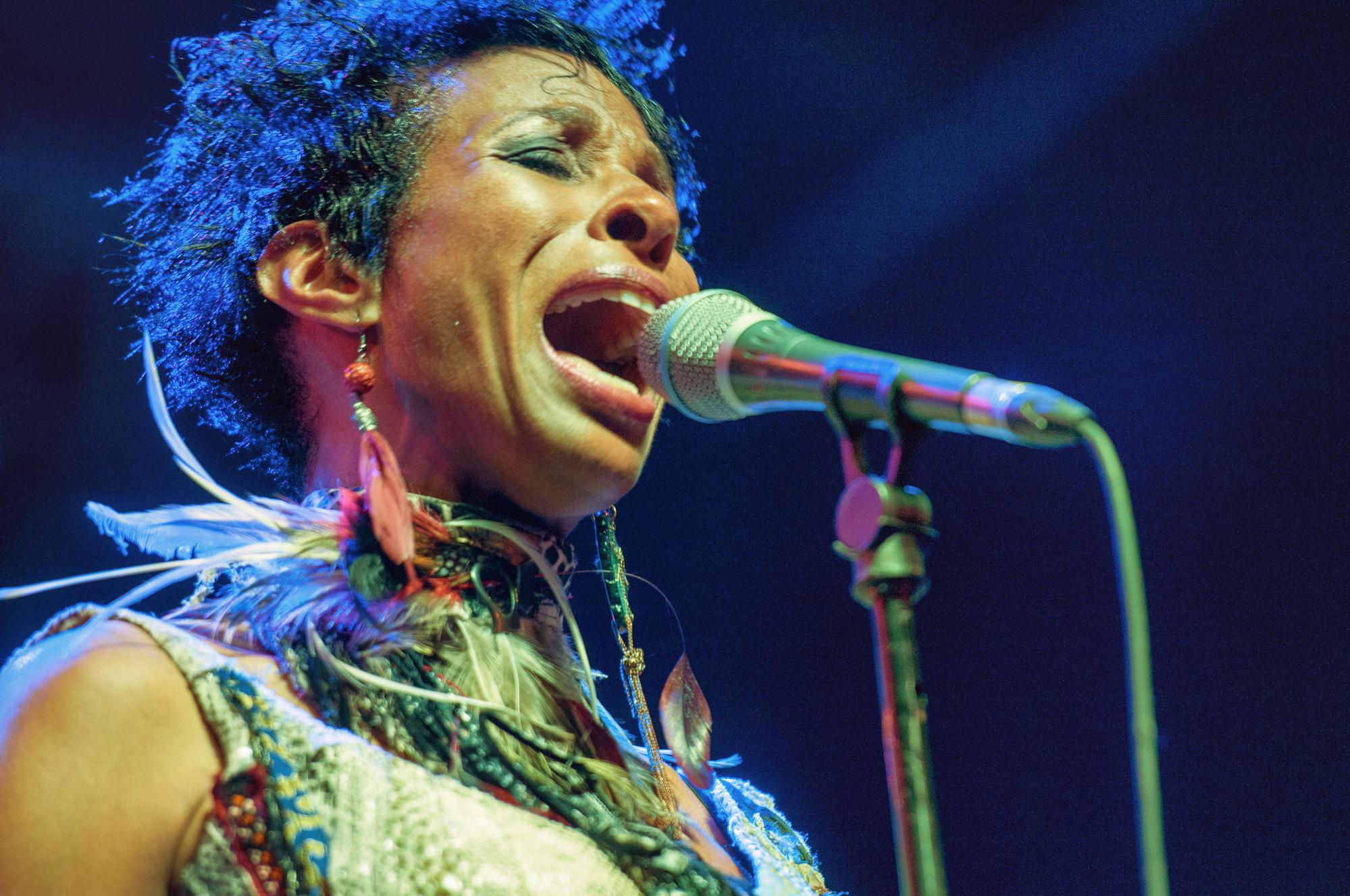 Shakura s'aida at the montreal international jazz festival 2013