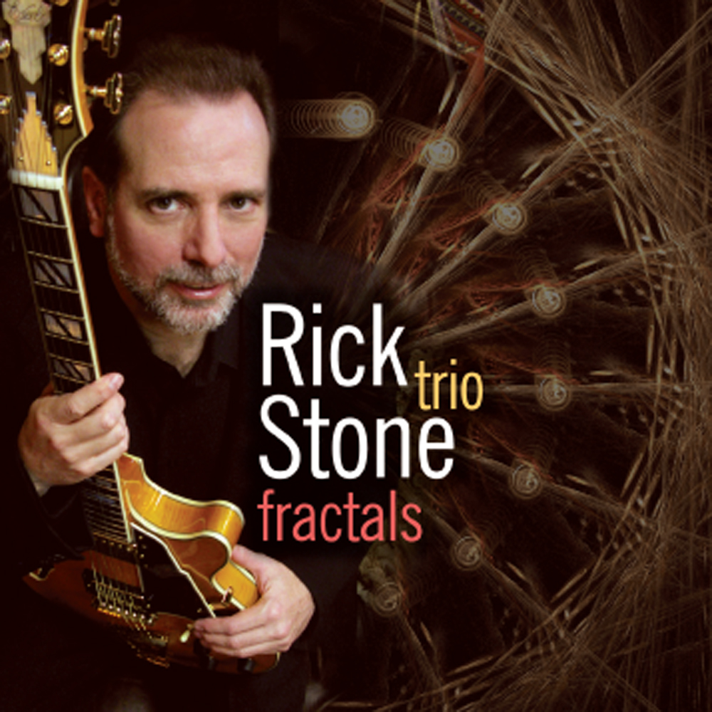 Rick Stone Trio: Fractals Front Cover
