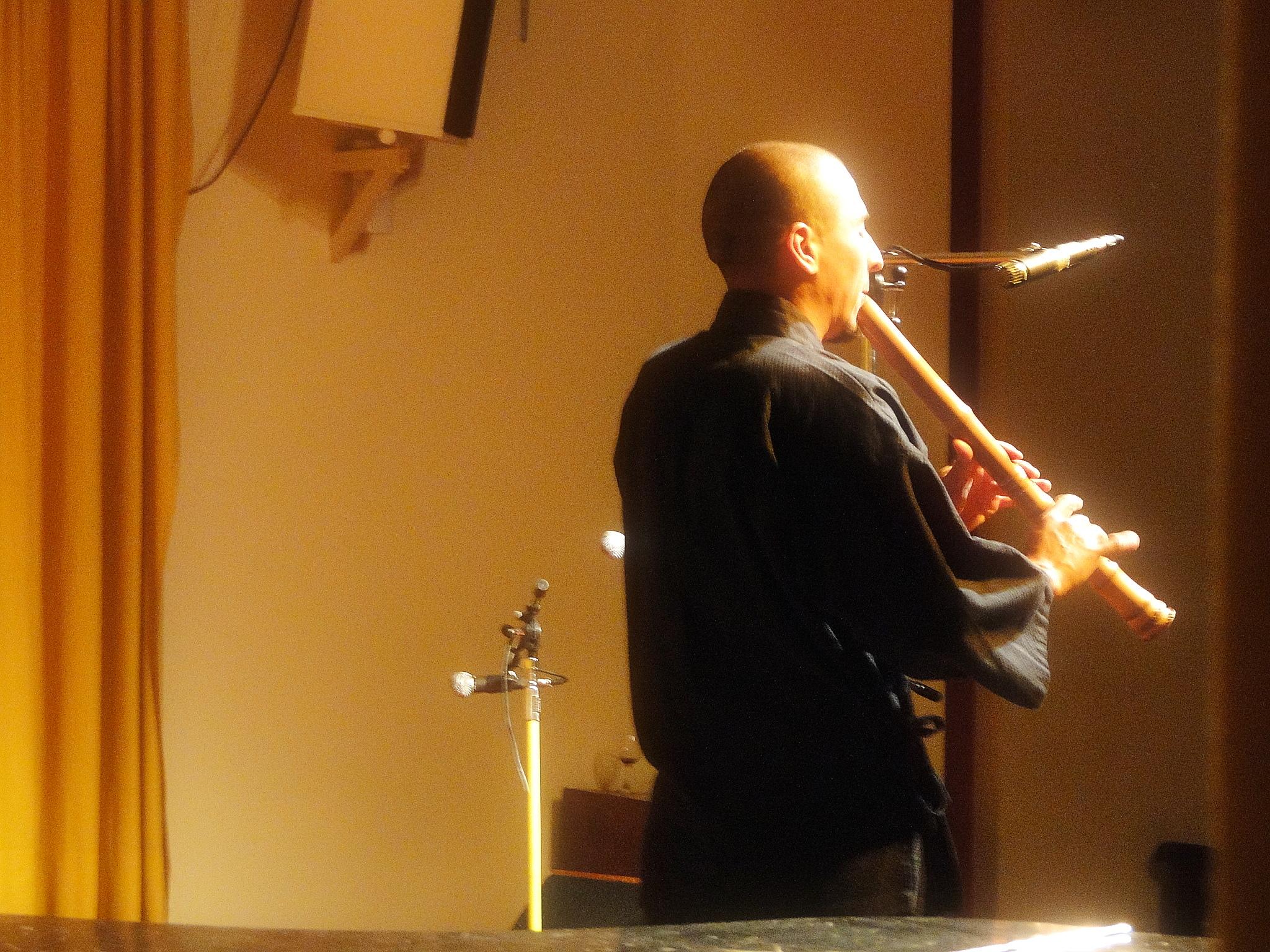 Shakuhachi Concert -World Flute Festival