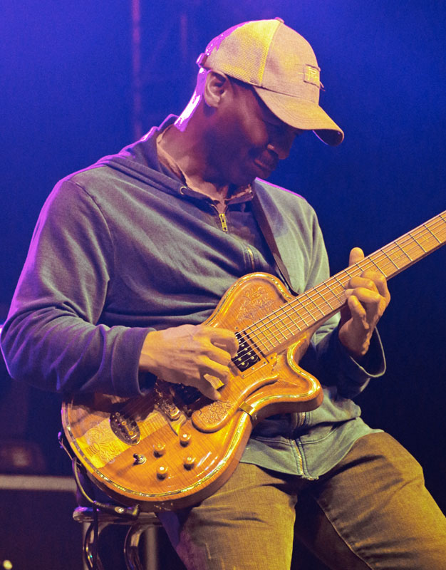 Kevin Eubanks, Love Supreme Jazz Festival