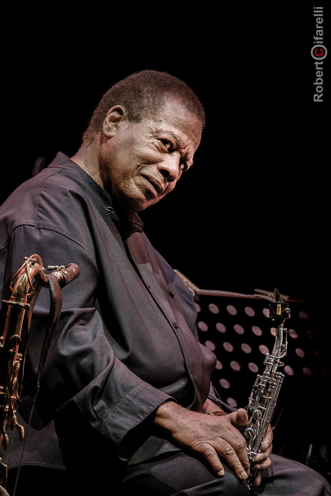 Wayne Shorter, Umbria Jazz 2017