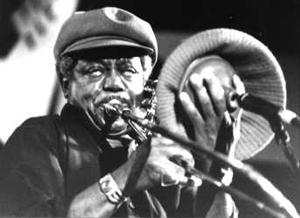 1990 Chicago Jazz Festival: Jimmy Cheatham Led His Sweet Baby Blues Band