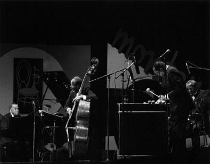 Modern Jazz Quartet at the Monterey Jazz Festival in 1991