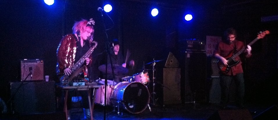 Fire Maidens from Outer Space @ Mercury Lounge, Nyc