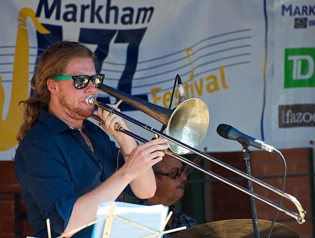 Christopher butcher - markham jazz festival