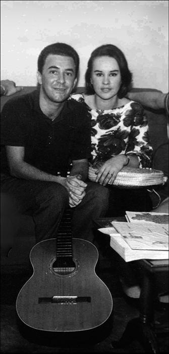 Joao & Astrud Gilberto