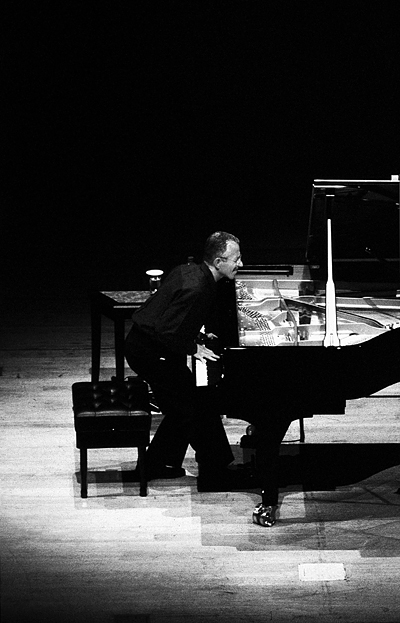 Keith Jarrett by Junichi Hirayama (Courtesy Ecm Records)