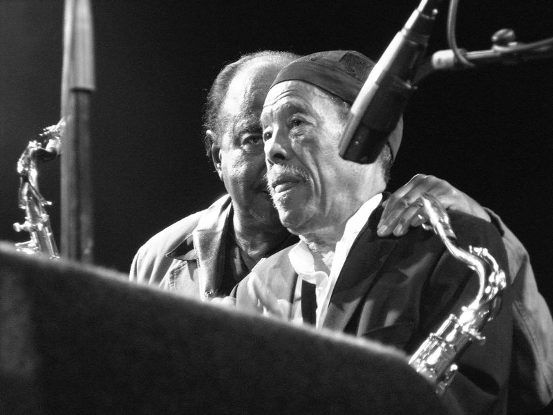 Benny Golson & Johnny Griffin